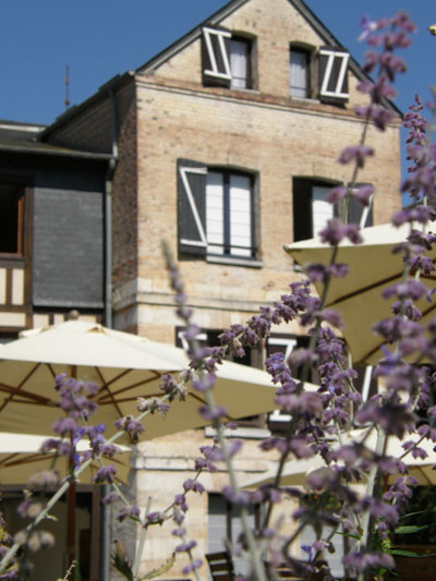 La Licorne, a charming hotel in Normandy between Rouen and Paris