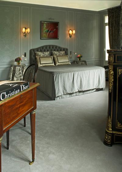 Le 6mandel chambre d h tes de luxe parisienne au - Chambre d hotes region parisienne ...
