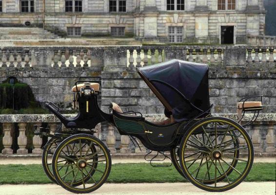 VIP At The Chateau De Vaux Le Vicomte